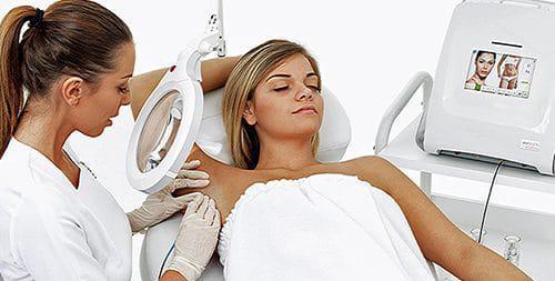 epilation par electrolyse