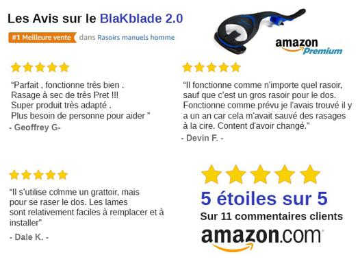 avis bakblade amazon